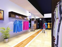 Apparel Store View