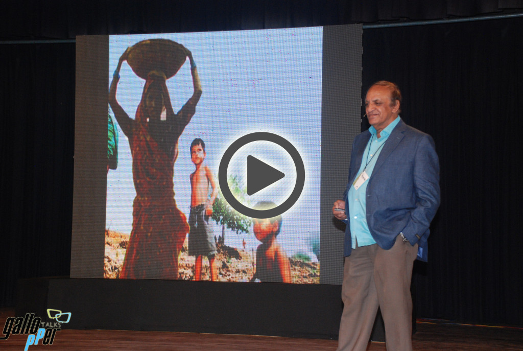 Architect Premnath at Gallopper Talks