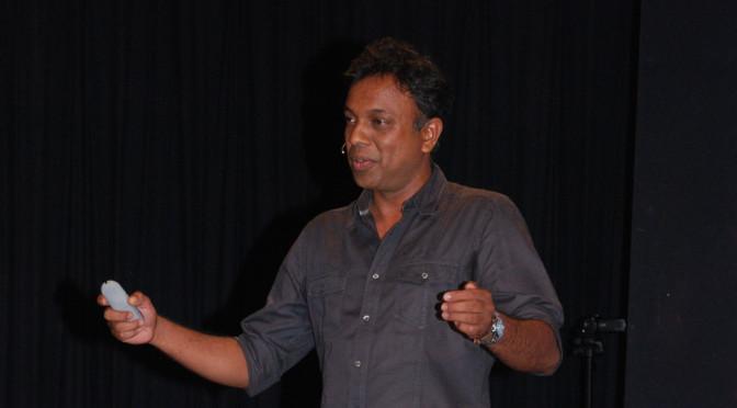 Rajnish Hedao at Gallopper Talks