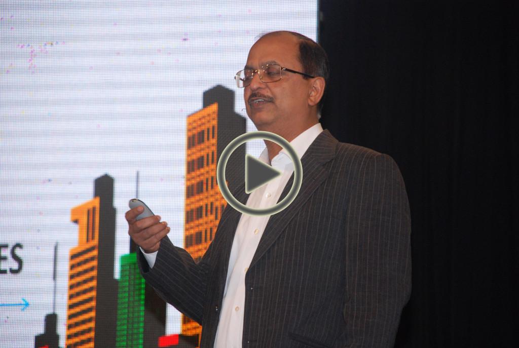 Sanjay Bahadur's inspirational journey at Gallopper Talks 2015
