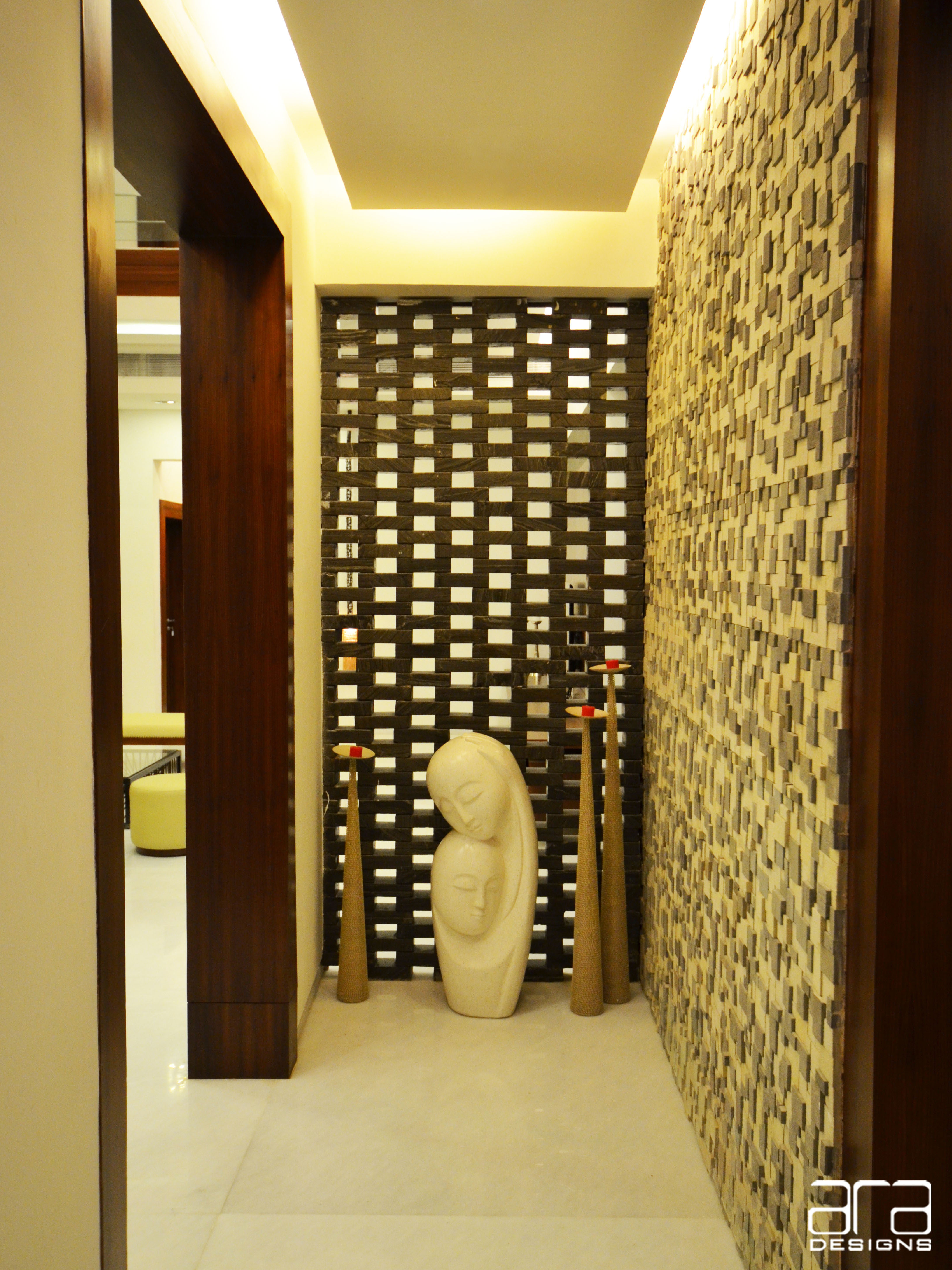 Good design is what works the best architect amey for Home passage designs