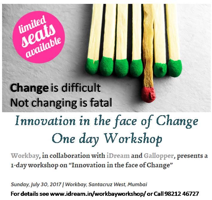 Innovation in Change